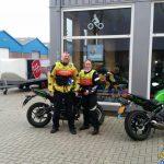 Motorrijles, snel je motorrijbewijs, motor rijschool Harderwijk, motor rijschool Zeewolde